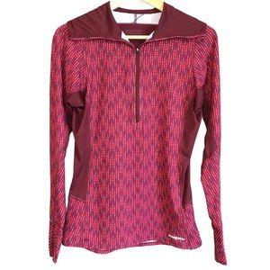 Patagonia Hooded 1/2 zip pullover